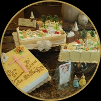 Gâteaux de communion